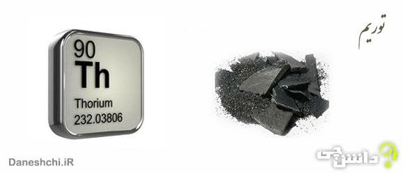 توریم Th 90، عنصری از جدول تناوبی