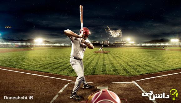 تحقیق در مورد ورزش بیسبال