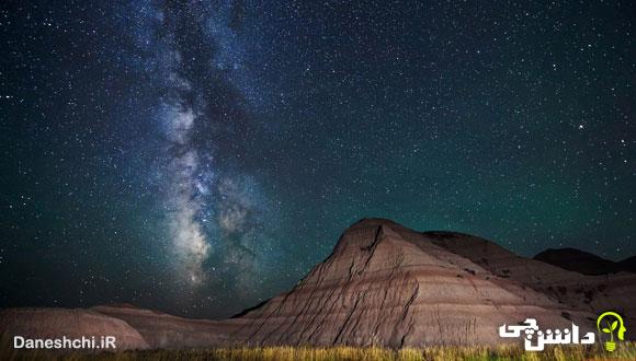 تحقیق در مورد کهکشان راه شیری
