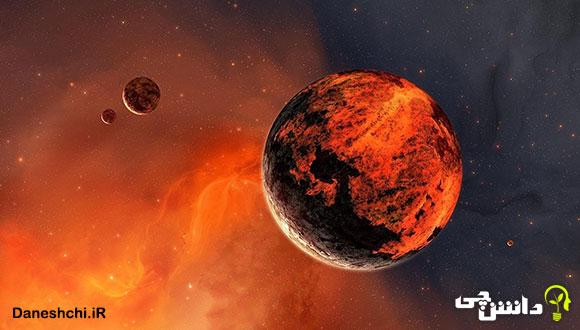 تحقیق در مورد سیاره مریخ
