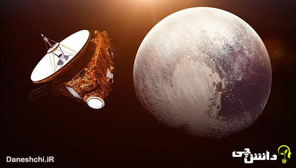 تحقیق در مورد سیاره پلوتون
