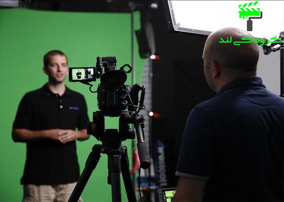 استفاده از پرده سبز برای عکاسی و فیلم برداری